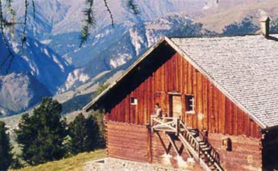 Bergbahn Nauders